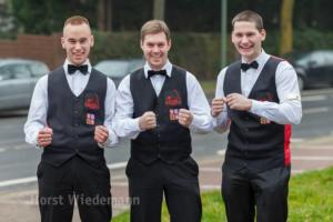 ME týmů Bochum 2015