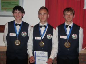 ME týmů Woubrugge 2011