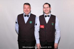 Mistrovství Evropy Brandenburg 2019